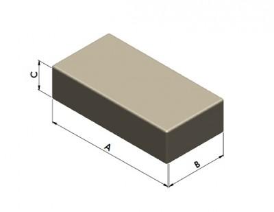 bloque rectangular